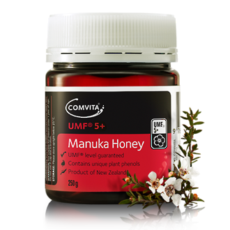 Comvita Active +5 Manuka Honey 250gm