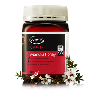 Comvita Active +5 Manuka Honey 500gm