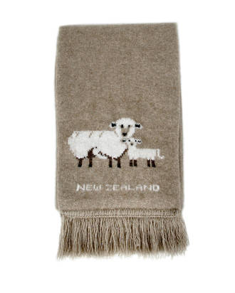 9917 Sheep Double thickness Scarf