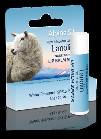 ASO109 Nourishing Lip Balm SPF15 4.5g