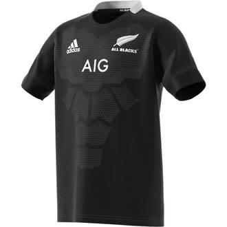 2019 All Blacks Youth Home Jersey