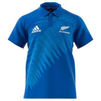 2019  RWC All Blacks Anthem Polo