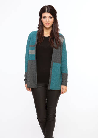 KO521 Colour Block Jacket