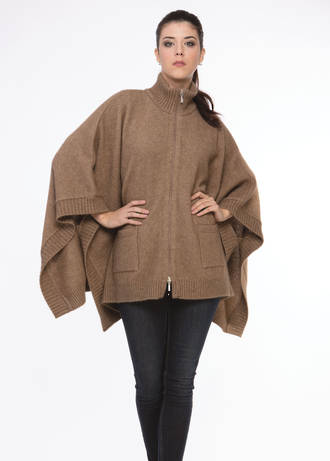 ZKO794 Koru Laced Cape