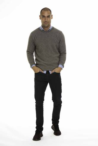 KO840 Koru Crew Neck Jumper