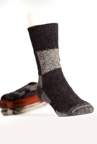 KO74 Koru Action Socks