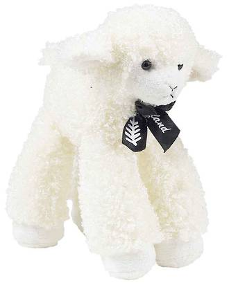 Lamb 20cm with Black Ribbon
