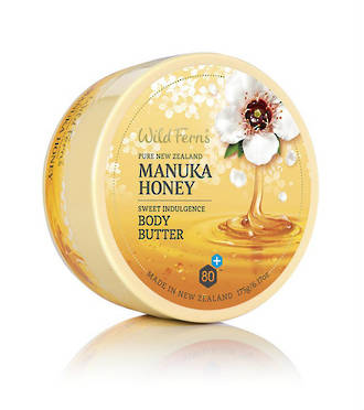 Wild Ferns Manuka Honey Sweet Indulgent Body Butter