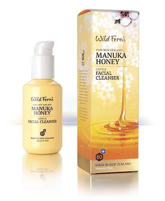 Wild Ferns Manuka Honey Gentle Facial Cleanser