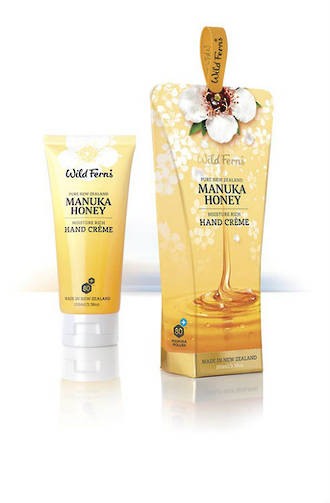 Wild Ferns Manuka Honey Moisture Rich Hand Crème