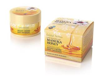 Wild Ferns Manuka Honey Ultra Enriching Night Crème