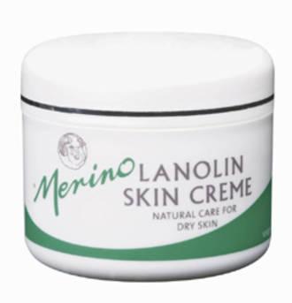 Merino Lanolin Skin Creme  -  500gm