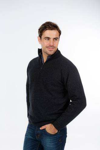 NB336 Lightweight Half Zip Sweater