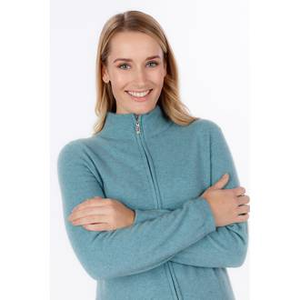 NB485 Womens Plain Zip Jacket