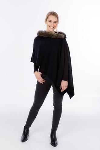 NE736 Snowtip Fur Wrap