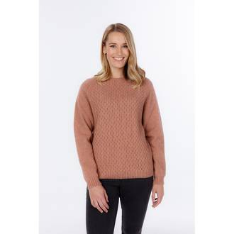 NS748 Arran Knit Sweater