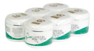 Merino Lanolin Skin Creme 200gm 6 pack
