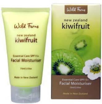 Wild Ferns Kiwifruit Facial Moisturiser