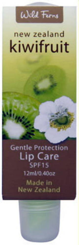 Wild Ferns Kiwifruit Lip Care