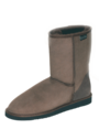 Oxford Sheepskin Boots - Low