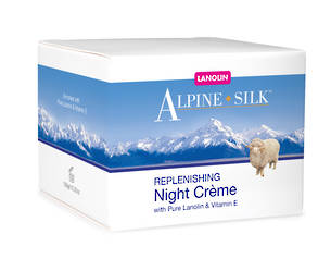 AS102 Replenishing Night Creme with Pure Lanolin & Vitamin E