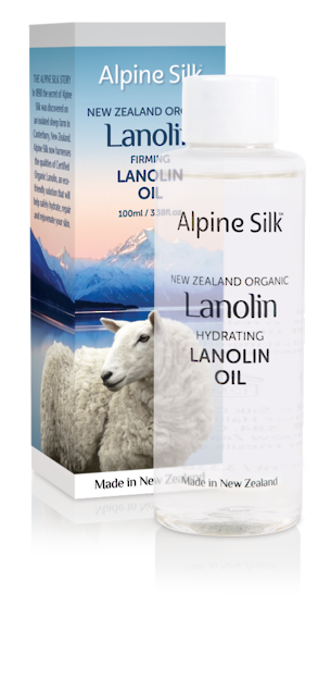 ASO103 Alpine Silk Firming Lanolin Oil 100ml