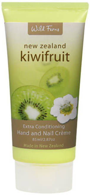 Kiwifruit Hand & Nail Creme 85ml (TUBE)