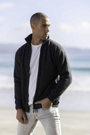 KO231 Koru Zip Collar Jacket