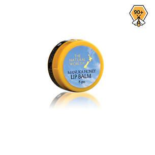 The Natural World Manuka Honey Lip Balm 8gm
