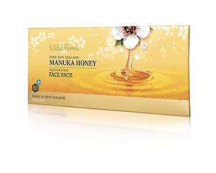 Wild Ferns Manuka Honey Rejuvenation Face Pack Sachet