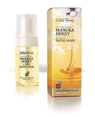 Wild Ferns Manuka Honey Refreshing Facial Wash