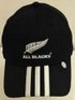 All Blacks Three Stripe Cap