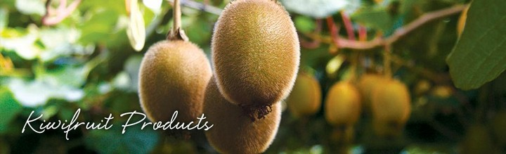 Kiwifruit Products