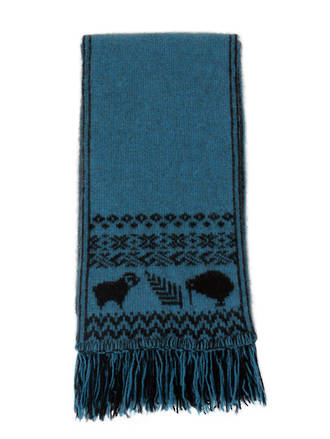 9946 Icon Pattern Scarf