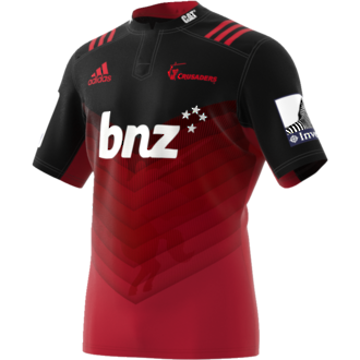 2017 Crusaders Home Jersey