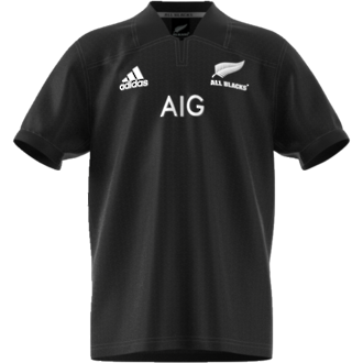 2017 All Blacks Youth Home  Jersey Short Sleeve