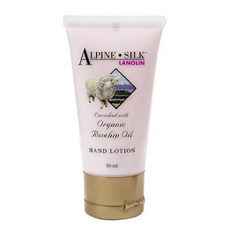 Hand Lotion Organic Rosehip Oil AS38
