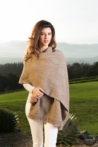 KO87 Koru Shawl- 1 Size fits all