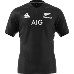 2017 All Blacks Home  Jersey Short Sleeve