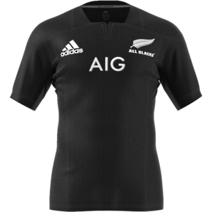 2017 All Blacks Performance  Jersey