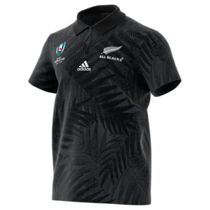 2019  RWC All Blacks Supporters Jersey