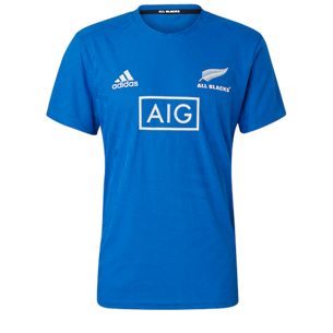 2019 RWC All Blacks Performance Tee Shirt