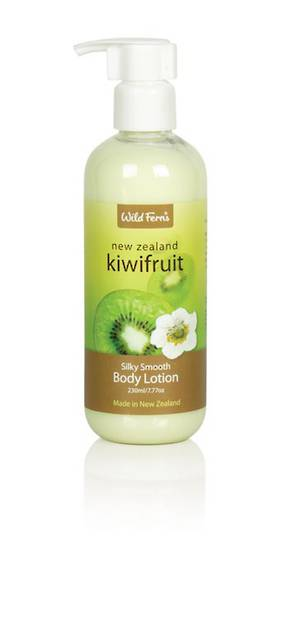 Silky Smooth Body Lotion 230ml Bottle - KFBL