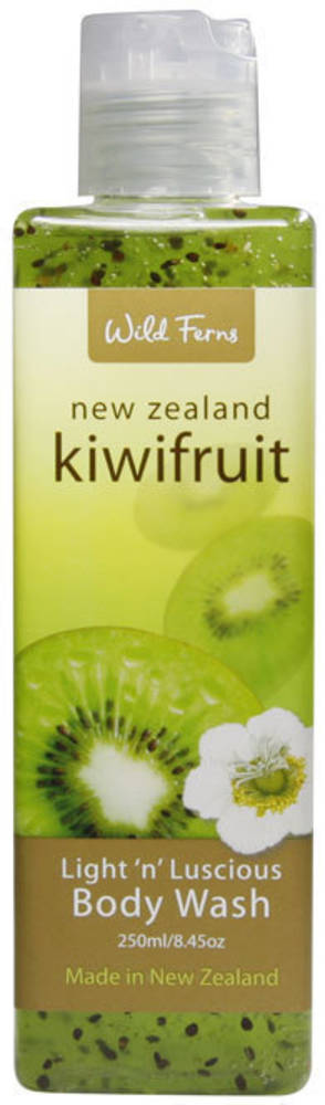 Wild Ferns Kiwifruit Body Wash