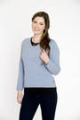KO743 Koru V Neck Jumper