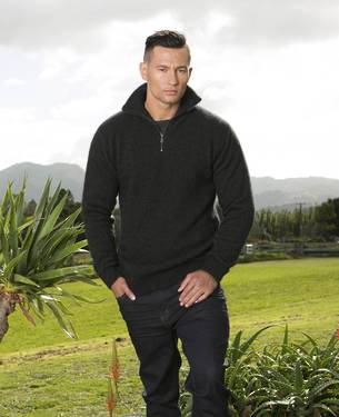 KO842 Lightweight zip jumper