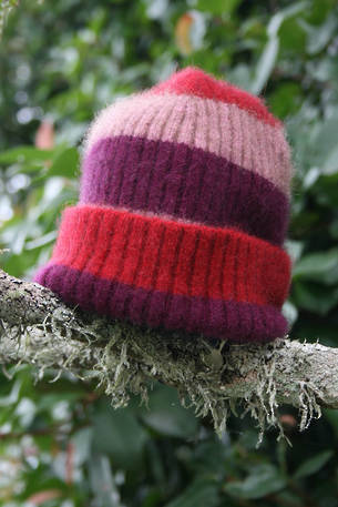 Cosy Kids Childs Stripe Beanie