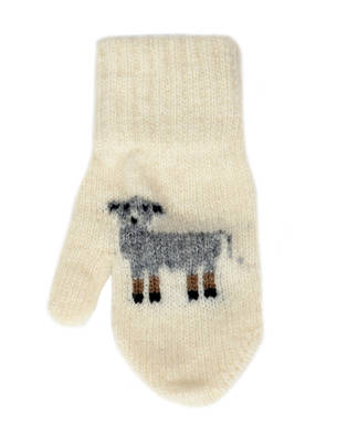 9443 Sheep Mitten - Childrens Sizes