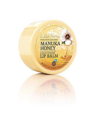 Wild Ferns Manuka Honey Conditioning Lip Balm