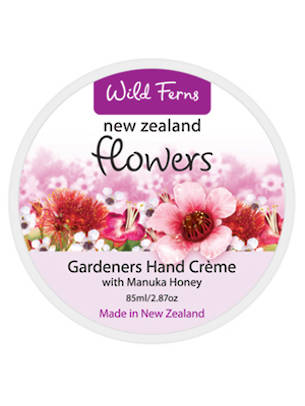 New Zealand Flowers Gardners Hand Creme - FLGHC